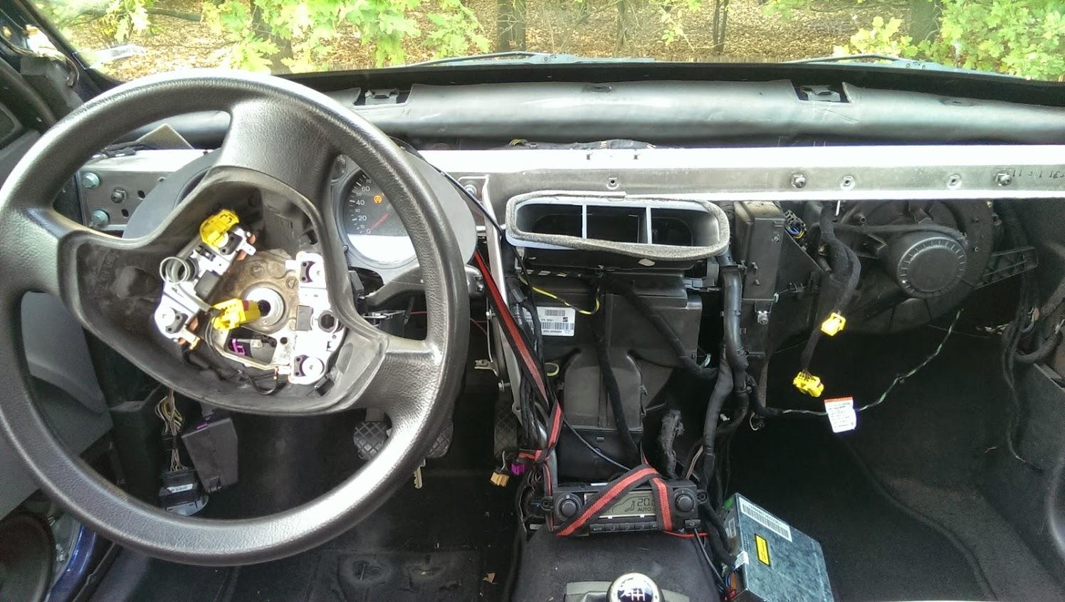 Kachelradiator Vervangen Seat Cordoba 6l