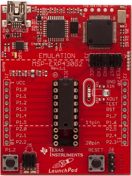 msp-exp430