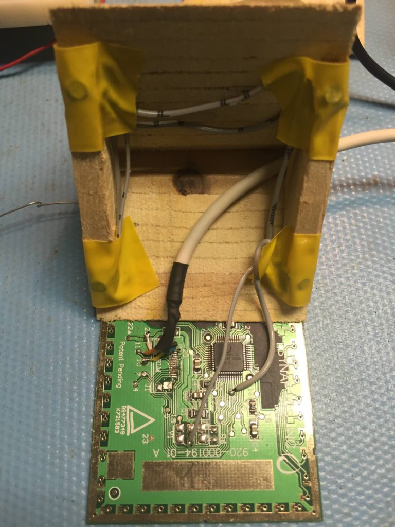 The Real Rsi Free Mouse Buttons By Soldering Wires To Contacts On Circuit Board Try Use Largest Spots Able Solder With Smallest Amount Of Risk For Shorts